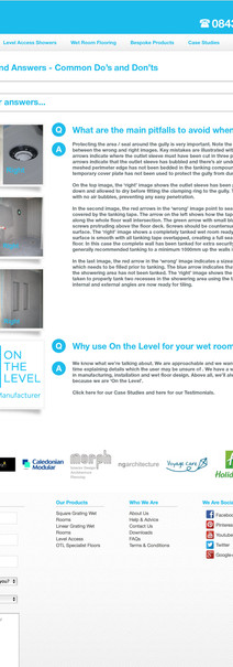 OTL Website Expansion