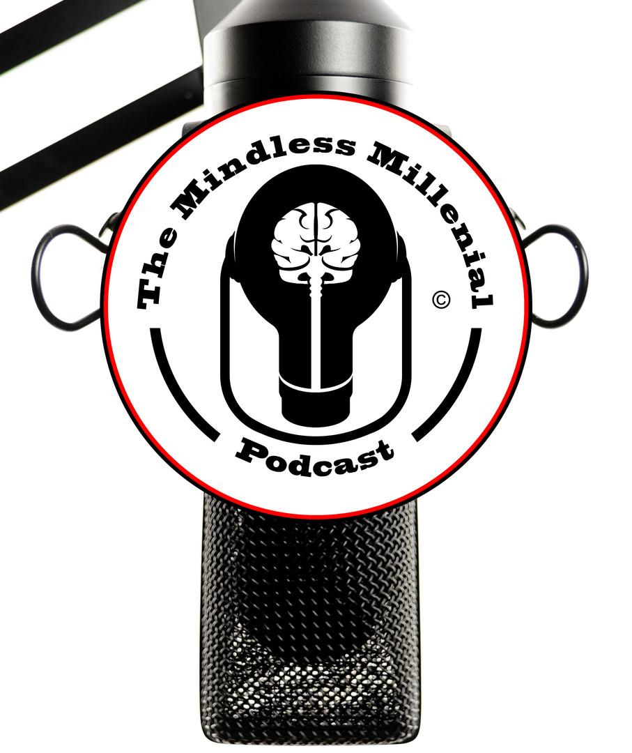 Mindless Millenial Podcast Logo