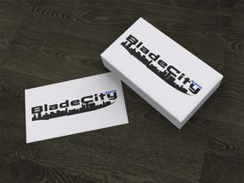 Blade City Logo Design