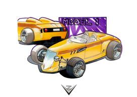 Model 1 Design Illustration