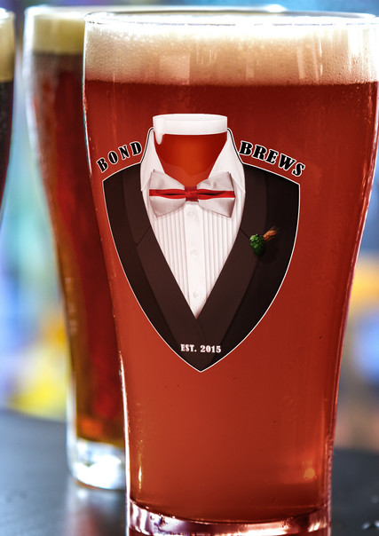 Bond Brews Brewery Logo