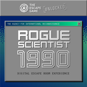 Review: Unlocked: Rogue Scientist 1990 | The Escape Game: Unlocked