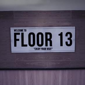 Review: Floor 13 | CU Adventures In Time & Space