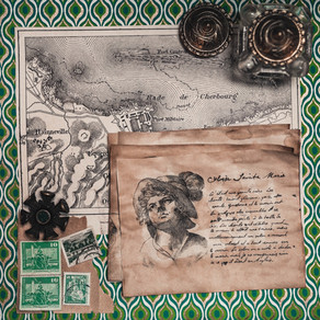 Review: Mysterious Map Heist | Society Of Curiosities