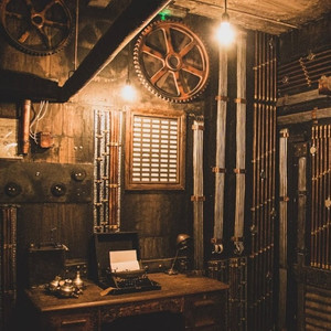 Contraption (Or Con-trap-tion) • Escapologic Nottingham • Avatar-Led Remote Escape Room Review