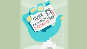 Review: The Cure For The Common Zombie (Remote) | Improbable Escapes HQ