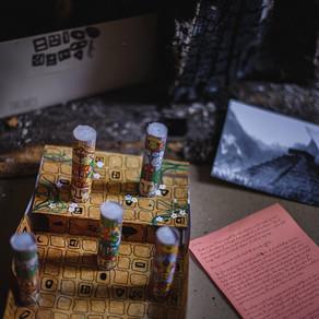 Review: Season 1, Episode 3: Ancient Mysteries | Mobile Escape: Escape Mail