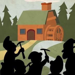 Review: Seven Dwarfs: Mining Mission (Remote) | Improbable Escapes: Wonderland Cafe