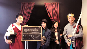 THE RETURN OF THE MAGICIAN - Unlocked: Escape Room