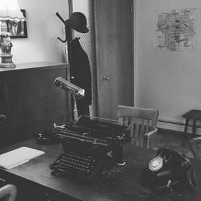Review: The Detective's Office (Remote) | Mystery Mansion Regina Escape Rooms