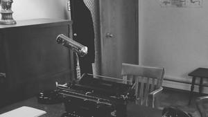 The Detective's Office • Mystery Mansion Regina Escape Rooms • Remote Escape Room Review
