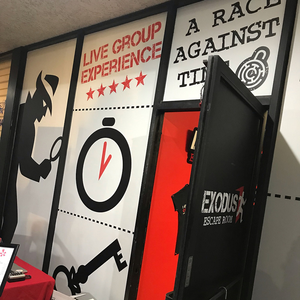 Exodus Escape Room