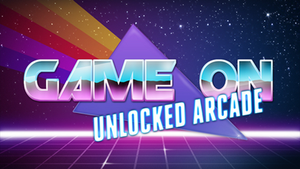 Game On! UNLOCKED Arcade • UNLOCKED: Escape Room • Escape Room Review