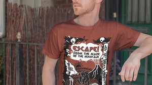 Review: Escape From The Maze Of The Minotaur | Solve Our Shirts By CU Adventures