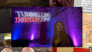 Review: Tunnelling Through Time | Deadlocked Escape Rooms & Brunel Museum
