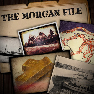 Extraordinary Investigations: The Morgan File • Rod Gillies • Puzzle Novel Book Review
