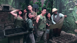 REVIEW: Jumanji: Welcome To The Jungle FROM 60Out Escape Rooms (Melrose)