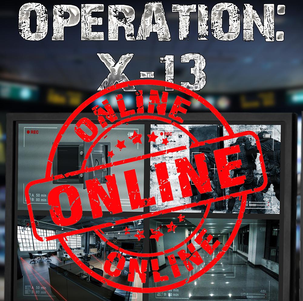 Operation X-13