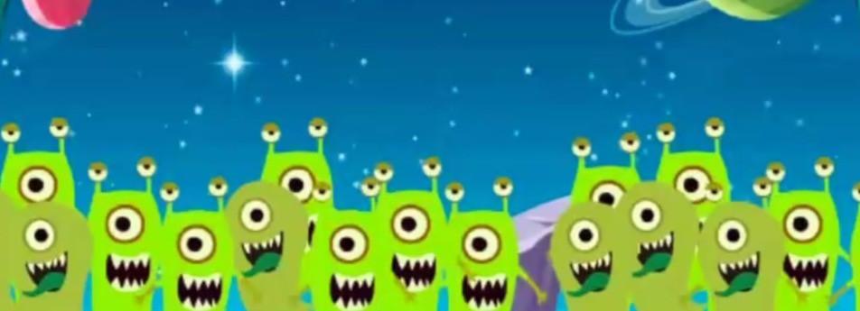 Cute Aliens