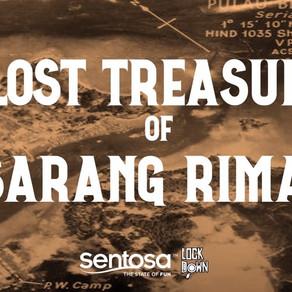 Review: Lost Treasure Of Sarang Rimau | Lockdown Escape Singapore