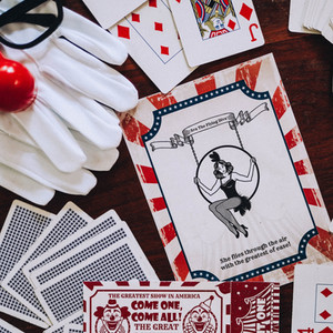 The Bewitched Circus • Society Of Curiosities • Online Puzzle Game Review