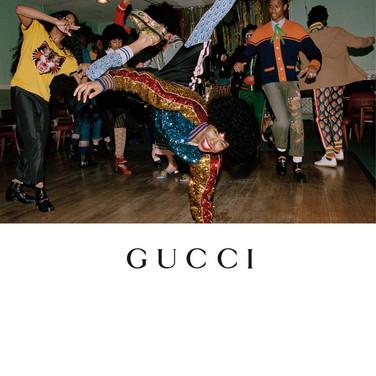 Gucci Pre-Fall 2017 Campaign