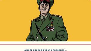 [N/A] KGB • AMAZE ESCAPE EVENTS • Remote Escape Room Review