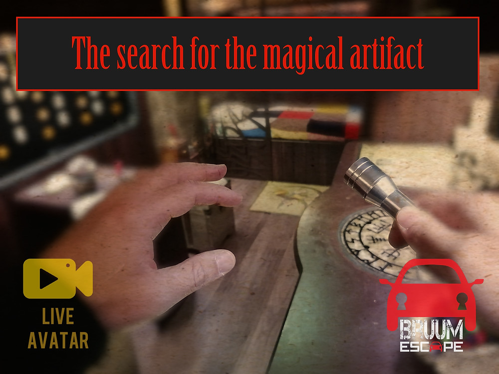 The Search For The Magical Artifact