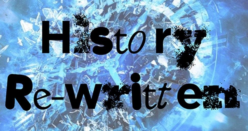 History Re-written