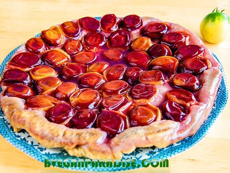 Seasonal Pie, Tarte Tatin