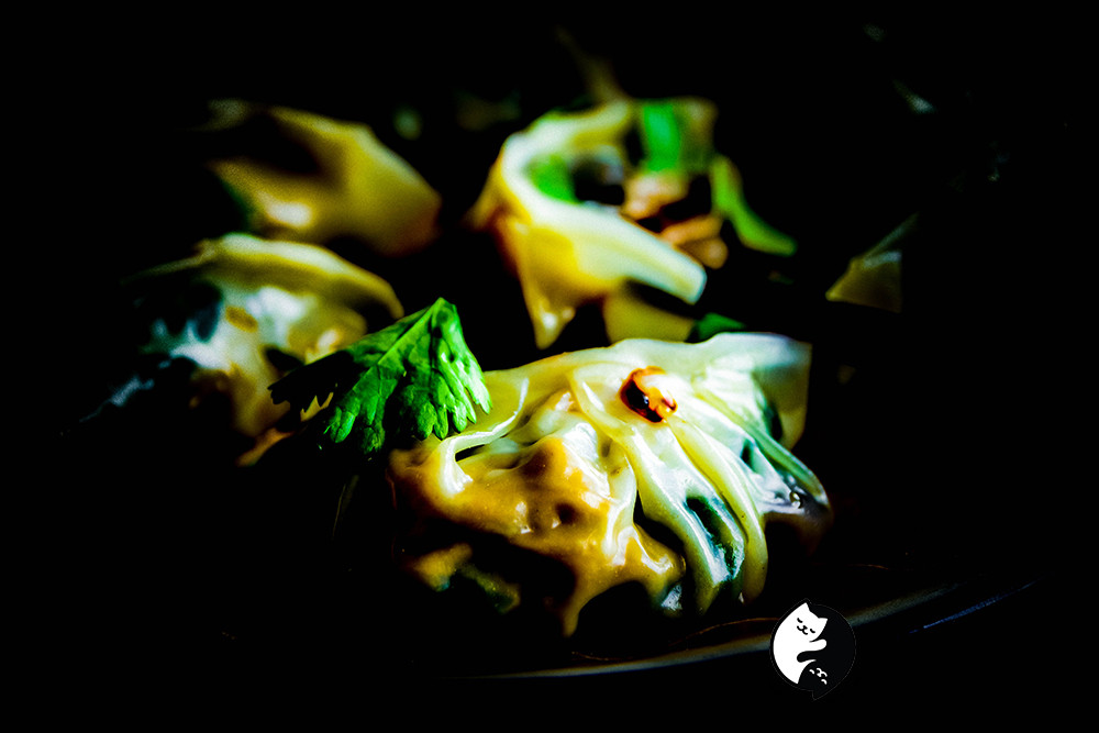 Vegan dumplings are very easy to make, and won't take too much of time.