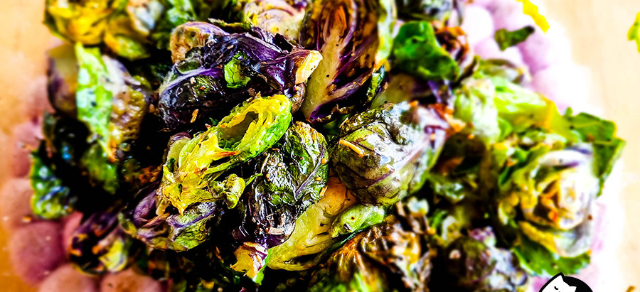 From No Dig Garden to Air Fryer Brussels sprouts