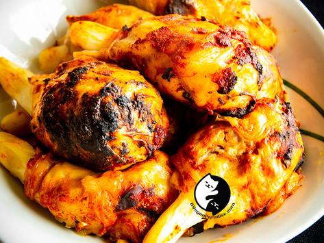Homemade Vegan Chicken Legs from Magical Jack Fruit