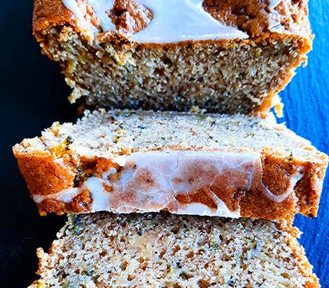 Vegan Courgette (Zucchini) Cake