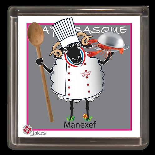 """""""Manexef"""" Magnet"""
