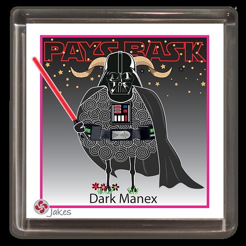 """""""Dark Manex"""" Magnet"""