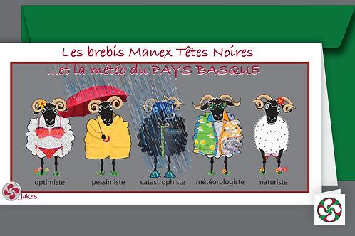 """Météo"" Carte panoramique"