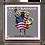 "Thumbnail: ""American sheep"" Magnet"
