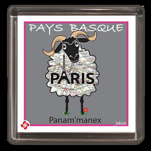 """""""Panam'manex"""" Magnet"""
