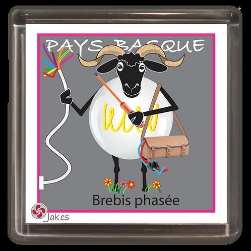 """Brebis phasée"" Magnet"