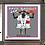 """Thumbnail: """"Brebis au psy"""" Magnet"""