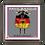 """Thumbnail: """"Breb'ist deutsch"""" Magnet"""