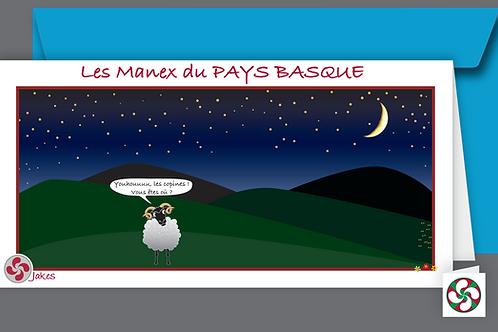 """Perdue"" Carte panoramique"
