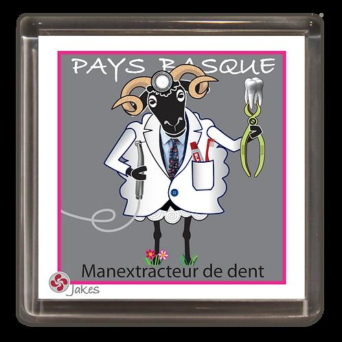 """""""Manextracteur de dent"""" Magnet"""