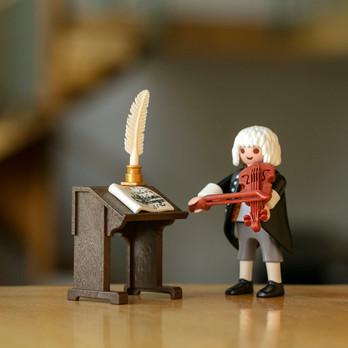 Die Musik von J. S. Bach