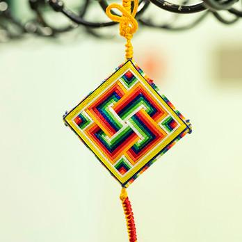 Dugkar Amulett
