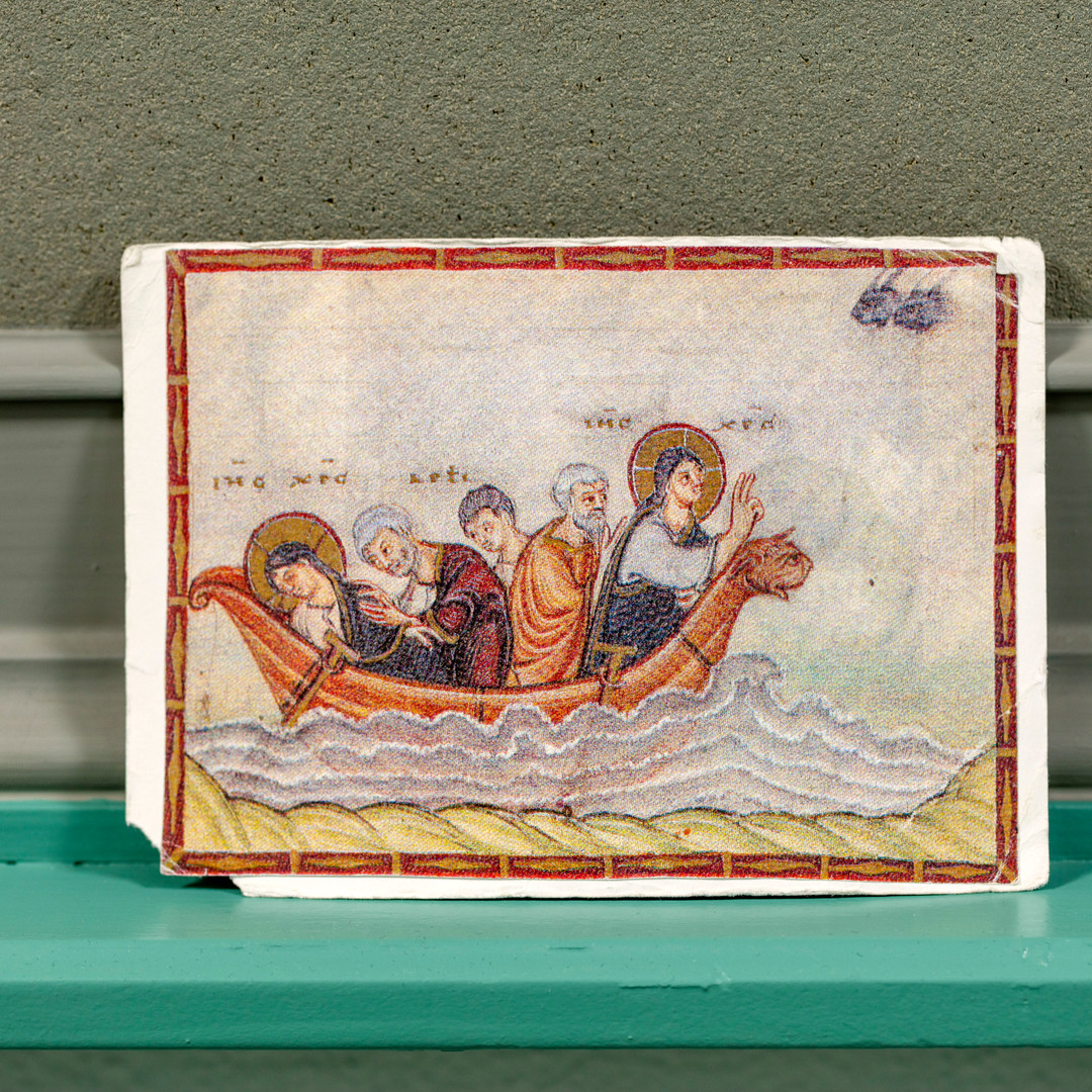 Jesus im Boot