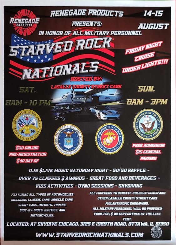 Starved Rock Nationals