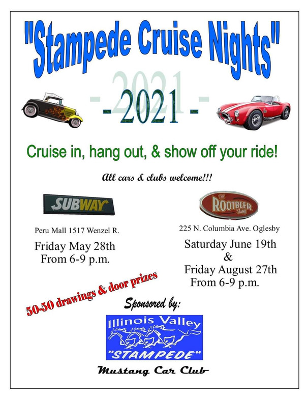 Illinois Valley Stampede Shows