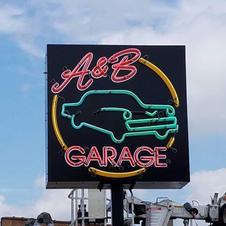 A & B Garage - Ladd, IL